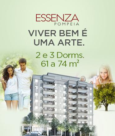 apartamento pompeia Essenza